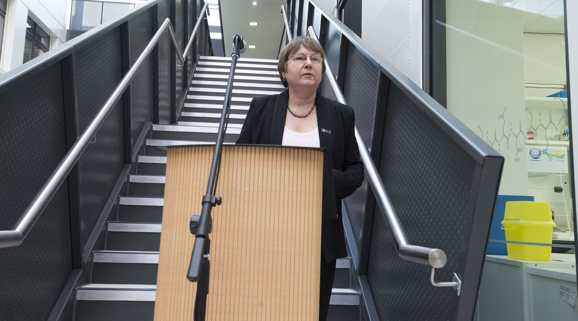 Andrea Blick, UNESCO.